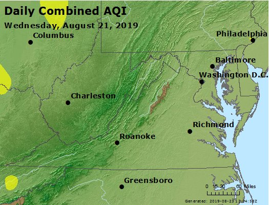 Peak AQI - https://files.airnowtech.org/airnow/2019/20190821/peak_aqi_va_wv_md_de_dc.jpg