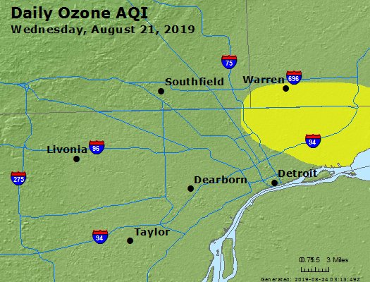 Peak Ozone (8-hour) - https://files.airnowtech.org/airnow/2019/20190821/peak_o3_detroit_mi.jpg