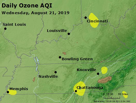 Peak Ozone (8-hour) - https://files.airnowtech.org/airnow/2019/20190821/peak_o3_ky_tn.jpg