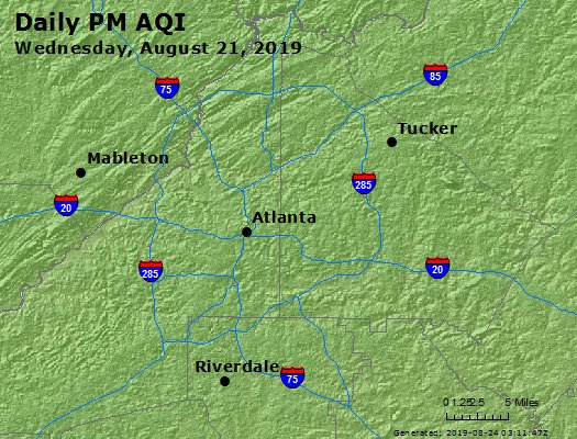Peak Particles PM2.5 (24-hour) - https://files.airnowtech.org/airnow/2019/20190821/peak_pm25_atlanta_ga.jpg