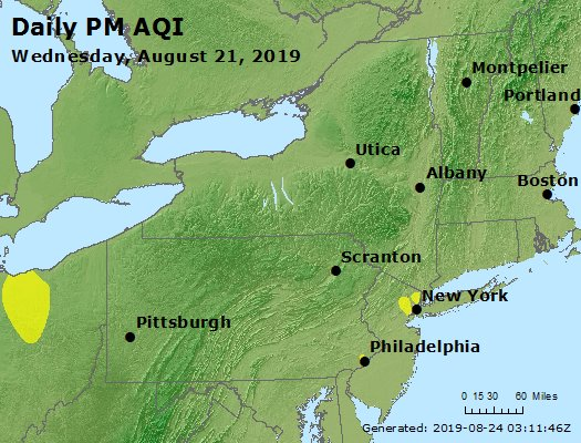 Peak Particles PM2.5 (24-hour) - https://files.airnowtech.org/airnow/2019/20190821/peak_pm25_ny_pa_nj.jpg