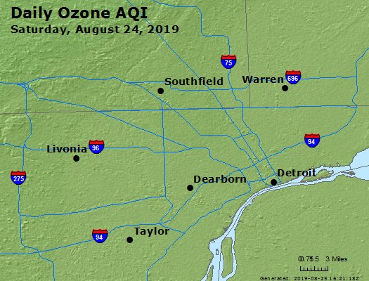 Peak Ozone (8-hour) - https://files.airnowtech.org/airnow/2019/20190824/peak_o3_detroit_mi.jpg