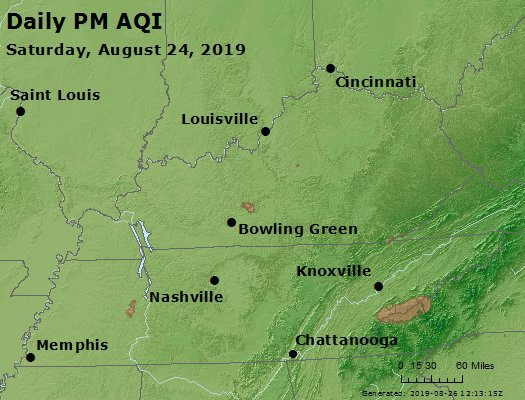 Peak Particles PM2.5 (24-hour) - https://files.airnowtech.org/airnow/2019/20190824/peak_pm25_ky_tn.jpg