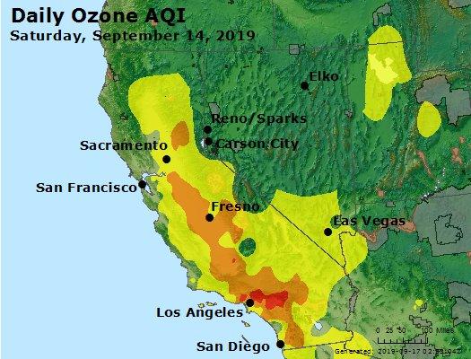 Peak Ozone (8-hour) - https://files.airnowtech.org/airnow/2019/20190914/peak_o3_ca_nv.jpg