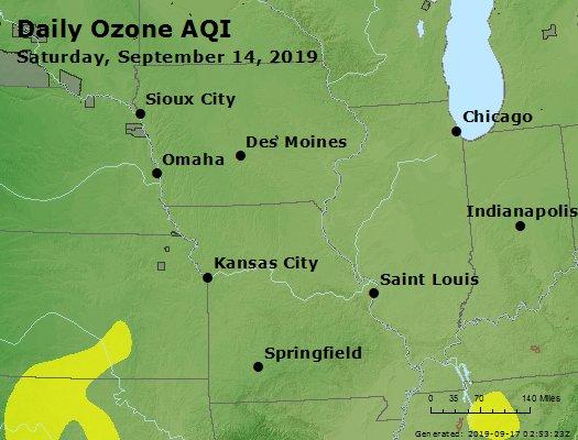 Peak Ozone (8-hour) - https://files.airnowtech.org/airnow/2019/20190914/peak_o3_ia_il_mo.jpg