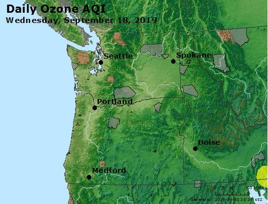 Peak Ozone (8-hour) - https://files.airnowtech.org/airnow/2019/20190918/peak_o3_wa_or.jpg