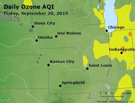 Peak Ozone (8-hour) - https://files.airnowtech.org/airnow/2019/20190920/peak_o3_ia_il_mo.jpg