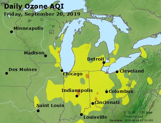 Peak Ozone (8-hour) - https://files.airnowtech.org/airnow/2019/20190920/peak_o3_mi_in_oh.jpg