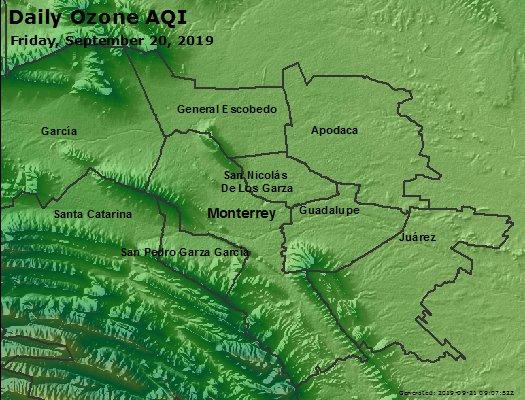 Peak Ozone (Mexico) - https://files.airnowtech.org/airnow/2019/20190920/peak_ozone_monterrey.jpg