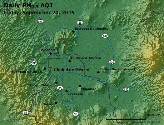 Peak Particles PM2.5 (24-hour) - https://files.airnowtech.org/airnow/2019/20190920/peak_pm25_mexico_city.jpg