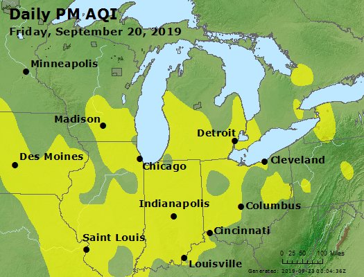 Peak Particles PM2.5 (24-hour) - https://files.airnowtech.org/airnow/2019/20190920/peak_pm25_mi_in_oh.jpg