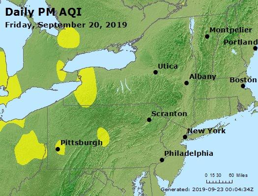 Peak Particles PM2.5 (24-hour) - https://files.airnowtech.org/airnow/2019/20190920/peak_pm25_ny_pa_nj.jpg