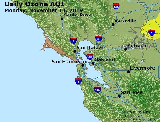 Peak Ozone (8-hour) - https://files.airnowtech.org/airnow/2019/20191111/peak_o3_sanfrancisco_ca.jpg