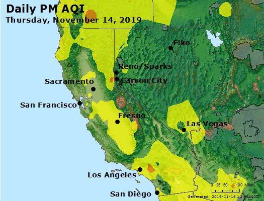 Peak Particles PM2.5 (24-hour) - https://files.airnowtech.org/airnow/2019/20191114/peak_pm25_ca_nv.jpg
