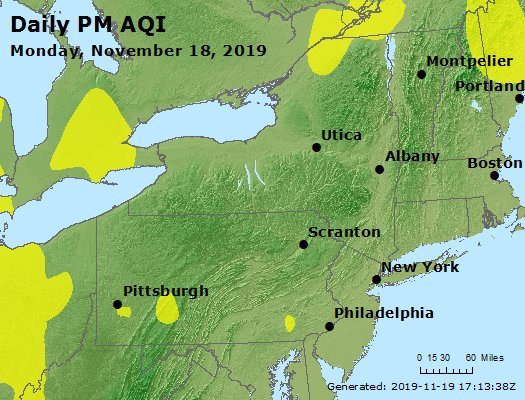 Peak Particles PM2.5 (24-hour) - https://files.airnowtech.org/airnow/2019/20191118/peak_pm25_ny_pa_nj.jpg