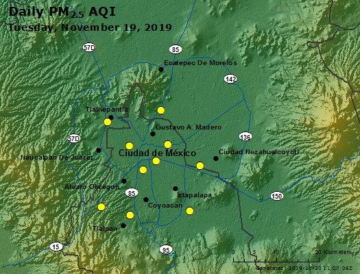 Peak Particles PM2.5 (24-hour) - https://files.airnowtech.org/airnow/2019/20191119/peak_pm25_mexico_city.jpg