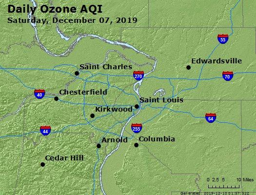 Peak Ozone (8-hour) - https://files.airnowtech.org/airnow/2019/20191207/peak_o3_stlouis_mo.jpg