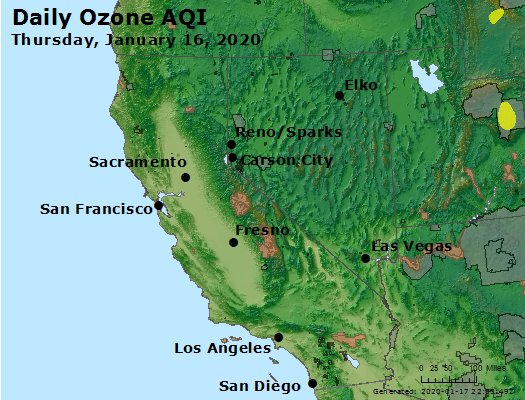 Peak Ozone (8-hour) - https://files.airnowtech.org/airnow/2020/20200116/peak_o3_ca_nv.jpg
