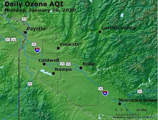 Peak Ozone (8-hour) - https://files.airnowtech.org/airnow/2020/20200120/peak_o3_boise_id.jpg