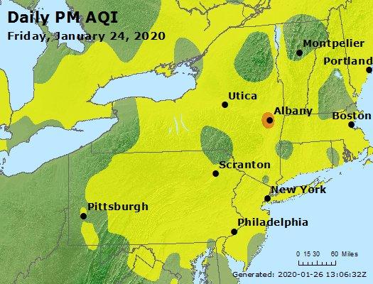 Peak Particles PM2.5 (24-hour) - https://files.airnowtech.org/airnow/2020/20200124/peak_pm25_ny_pa_nj.jpg
