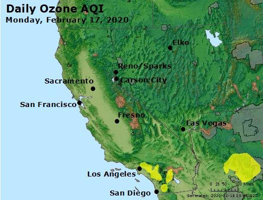 Peak Ozone (8-hour) - https://files.airnowtech.org/airnow/2020/20200217/peak_o3_ca_nv.jpg