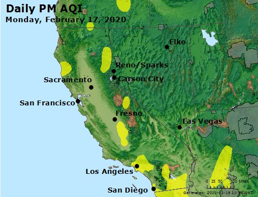 Peak Particles PM2.5 (24-hour) - https://files.airnowtech.org/airnow/2020/20200217/peak_pm25_ca_nv.jpg