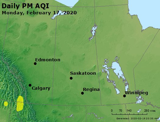 Peak Particles PM2.5 (24-hour) - https://files.airnowtech.org/airnow/2020/20200217/peak_pm25_central_canada.jpg