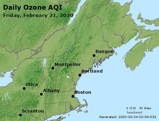 Peak Ozone (8-hour) - https://files.airnowtech.org/airnow/2020/20200221/peak_o3_vt_nh_ma_ct_ri_me.jpg