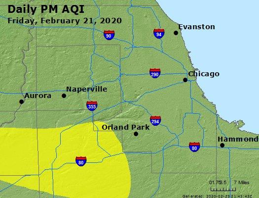 Peak Particles PM2.5 (24-hour) - https://files.airnowtech.org/airnow/2020/20200221/peak_pm25_chicago_il.jpg