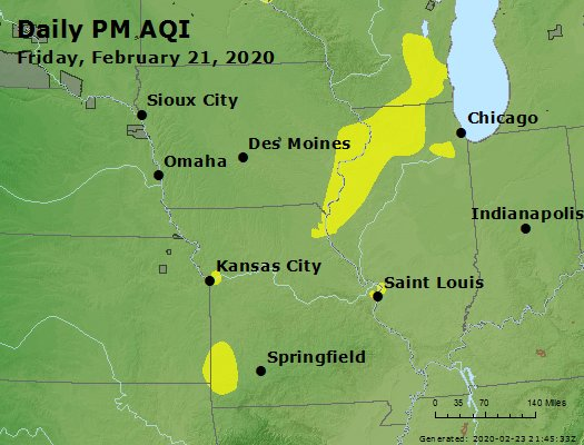 Peak Particles PM2.5 (24-hour) - https://files.airnowtech.org/airnow/2020/20200221/peak_pm25_ia_il_mo.jpg