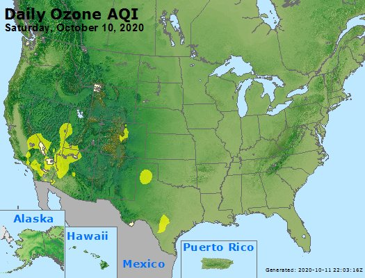Peak Ozone (8-hour) - https://files.airnowtech.org/airnow/2020/20201010/peak_o3_usa.jpg