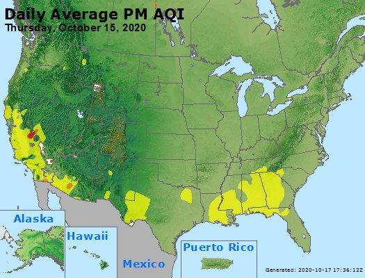 Peak Particles PM2.5 (24-hour) - https://files.airnowtech.org/airnow/2020/20201015/peak_pm25_usa.jpg