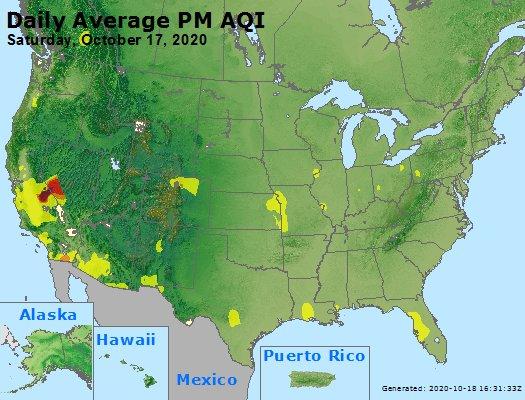 Peak Particles PM2.5 (24-hour) - https://files.airnowtech.org/airnow/2020/20201017/peak_pm25_usa.jpg