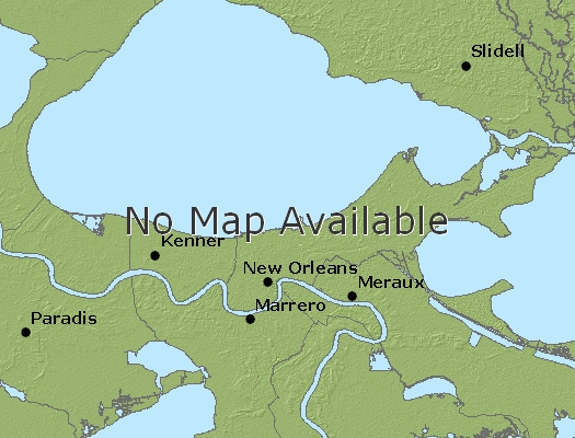 Jefferson Parish Zip Code Map.Airnow New Orleans La Air Quality