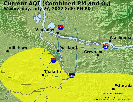 AIRNow - Portland, OR Air Quality on portland metro area map, burnside portland map, portland county map, portland country map, portland street map, portland high school map, mishawaka zip codes map, portland postal code map, portland washington zip code, nw portland map, portland neighborhood map, southwest portland map, portland zip code list, portland or zip code boundaries, portland or zip codes by address, portland neighborhoods best and worst, portland zip code 97209, portland bike route map, portland bicycle map, bakersfield zipcode map,